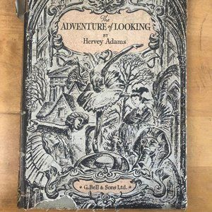 The Adventure of Looking by Hervey Adams